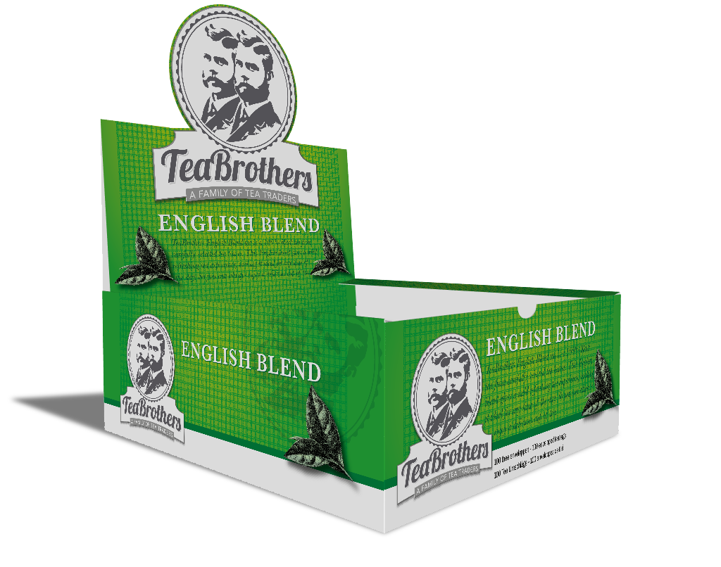 TeaBrothers English Blend met envelop